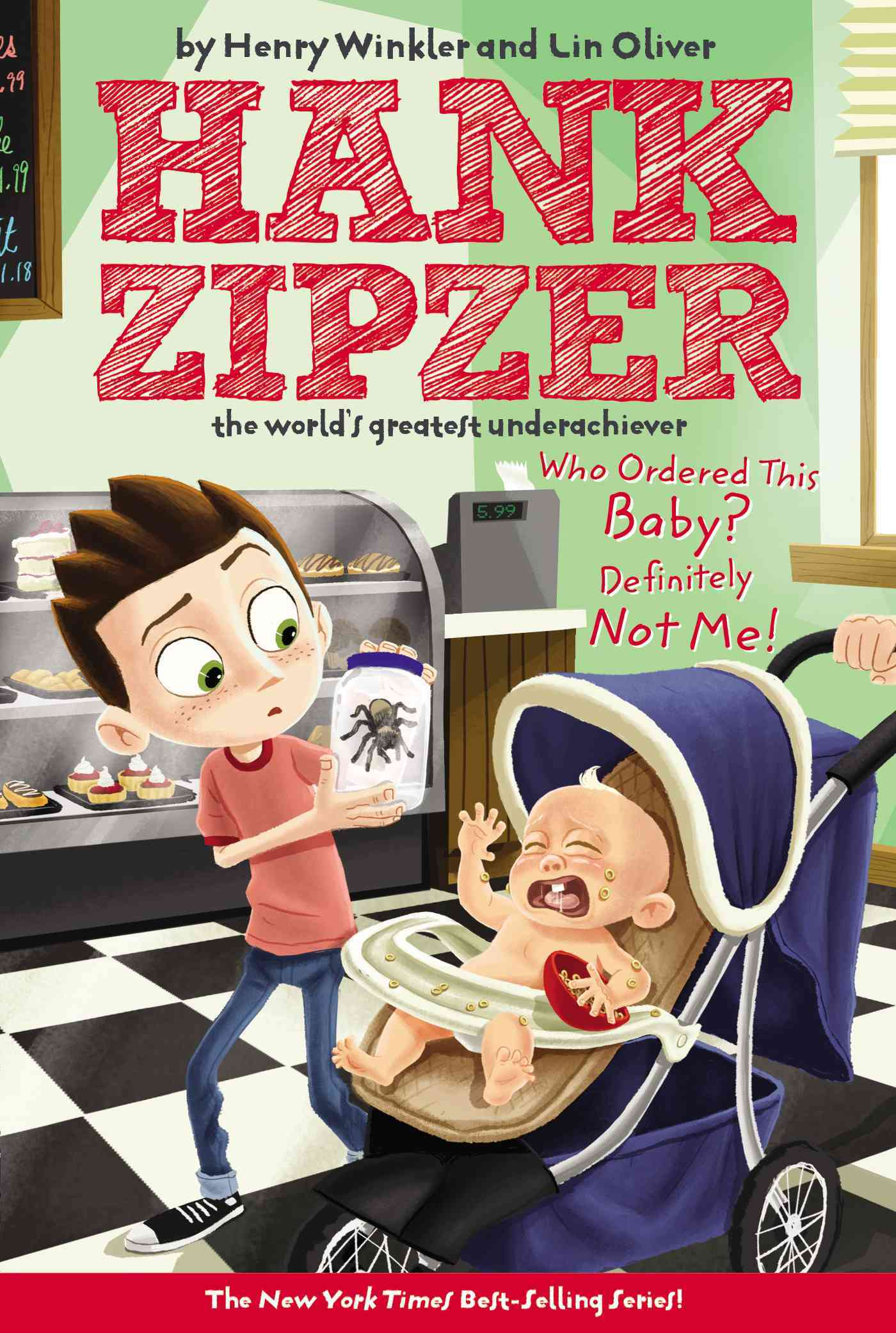 Who Ordered This Baby? Definitely Not Me! By Winkler, Henry/ Oliver, Lin/ Watson, Jesse Joshua (ILT)